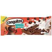 Chocolate con conguitos