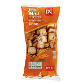 Mini biscotte paquete 350 grs