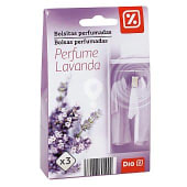 Bolsita perfumada aroma lavanda caja 3 uds