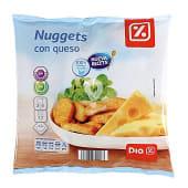 Nuggets pollo y queso