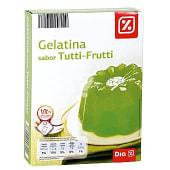Gelatina sabor tutti frutti 2 sobres estuche 170 grs