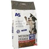 Alimento para perros menú mix completo y variado con buey