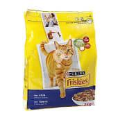 Alimento para gatos salmon