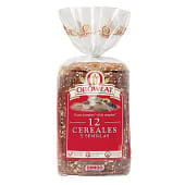 Pan de molde Oroweat 12 cereales y semillas