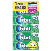 Chicle grageas sabor hierbabuena