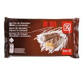 Barrita chocolate turrón y caramelo