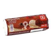 Galletas tipo Digestive con chocolate paquete 300 grs