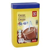 Cacao instantaneo