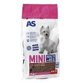 Alimento para perros de razas pequeñas cordero arroz