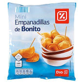 Mini empanadillas de bonito bolsa 400 gr