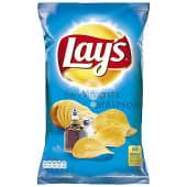 Patatas fritas sabor a  la vinagreta