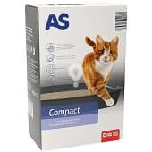Arena para gatos compacta caja 4 Kg