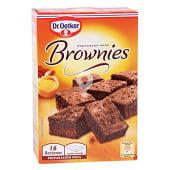 Preparado para brownies 16 raciones con molde incluido