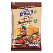 Patatas fritas sabor salsa barbacoa