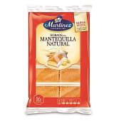 Sobaos con mantequilla natural nueva receta