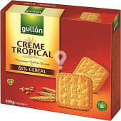 Galleta crema tropical
