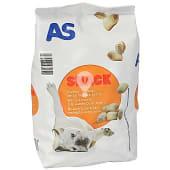 Snack para perros galletas rellenas de carne