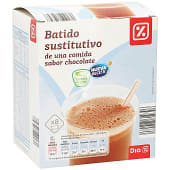 Batido dietético de chocolate caja 8 batidos