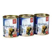 Aceituna rellenas de anchoas
