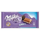Chocolate con Oreo