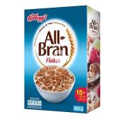 Cereales con fibra
