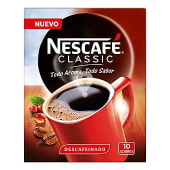 Nescafé Classic Café Soluble Descafeinado