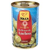 Aceituna rellenas de anchoa