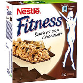 Fitness Barritas de chocolate