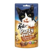 Snack para gatos party mix original