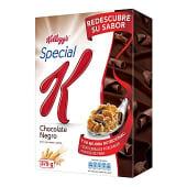 Special K - Cereales con chocolate negro