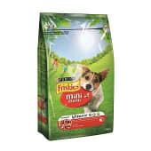 Comida seca para perros mini menu con buey