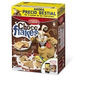 Choco Flakes rellenos de chocolate
