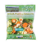 Verduras al vapor para microondas