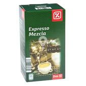 Café molido expresso mezcla