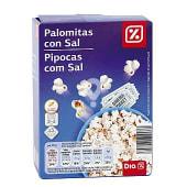 Palomitas sal microondas caja 300 gr
