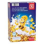 Cereales de copos de maiz con azúcar paquete 500 gr