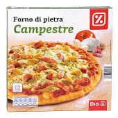Pizza campestre caja 400 gr