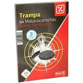Insecticida trampa cucarachas caja 6 uds