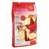 Pan tostado normal
