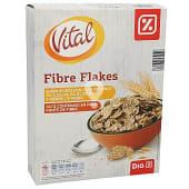 Cereales fibra flakes caja 375 gr