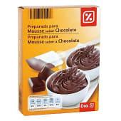 Preparado para mousse de chocolate estuche 150 gr