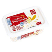 Margarina vitaminada barqueta