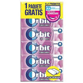 Chicle grageas sabor bubblemint