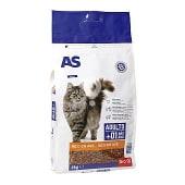 Alimento para gatos carne