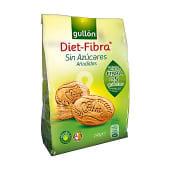 Diet - Fibra galletas sin azúcar estuche 240 grs