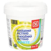 Quitamanchas con oxígeno activo para ropa blanca