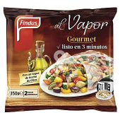 menestra Gourmet al vapor 2 bolsas individuales