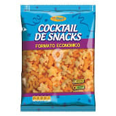 Cocktail de snacks