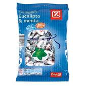Caramelos eucalipto y menta