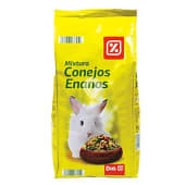 Alimentos para conejos enanos